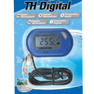 digitale thermometer met voeler 1